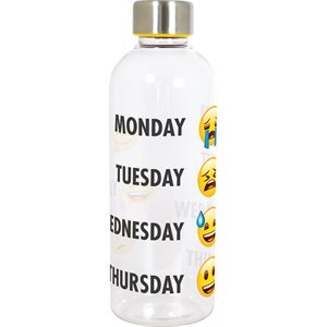 Emoji tritan bottle