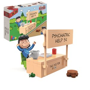 Peanuts Lucy + stand (classic) 53 pieces