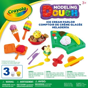 Crayola ice cream parlor