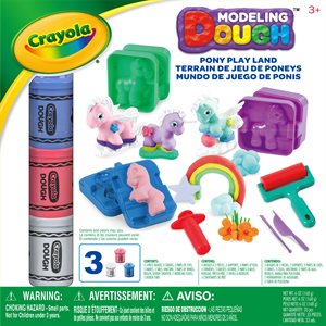 Crayola pony play land