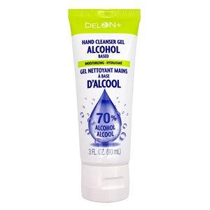 90 ml Hand Sanitizer Gel - Moisturizing