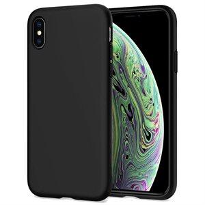 Phone Case BLACK TPU - iPhone XS